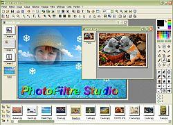 PhotoFiltre images