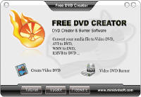 image for Free DVD Creator 2.0