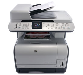 HP Color Laserjet CM1312nfi Printer - image