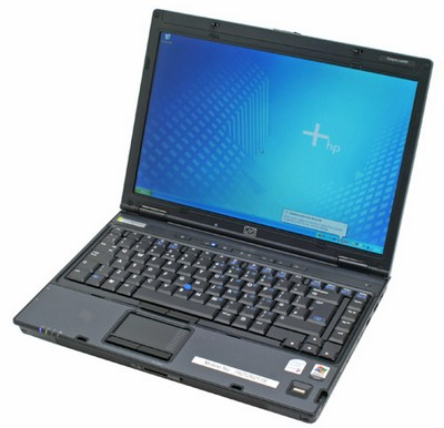 HP Compaq nc6400 Driver Windows Xp