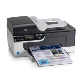 HP Officejet j4580 Driver