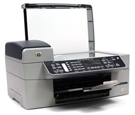 HP Officejet j5780 Driver Download