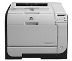 HP Laserjet Pro 400 Color M451nw Drivers