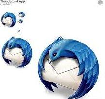 thunderbird 12.0.1