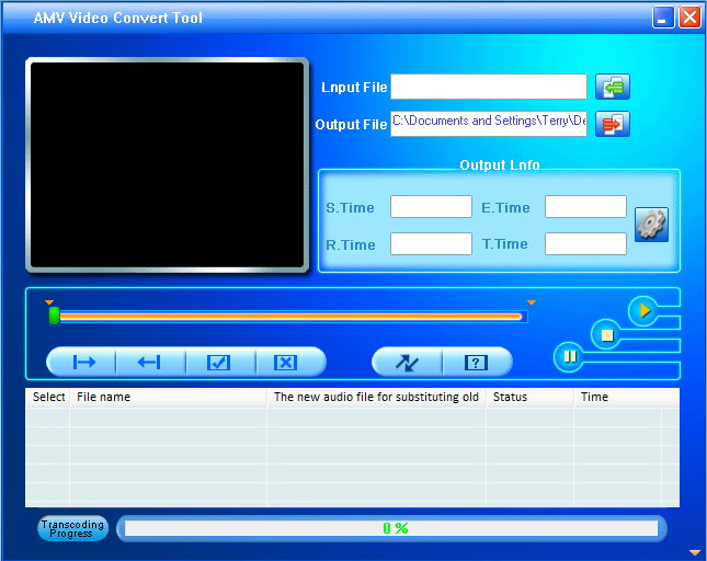image for AMV Convert Tool 4.00