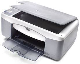 HP Deskjet PSC 1410 Printer