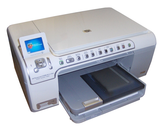 HP Photosmart c5280 - Driver Download