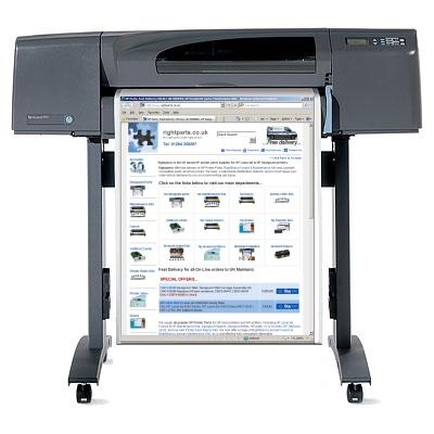 HP Designjet 430 - image