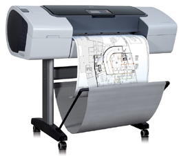 HP Designjet t1100 - image