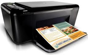 HP Deskjet F4580 Driver Download