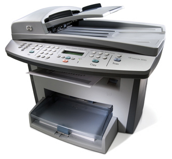 HP Laserjet 3052 Printer