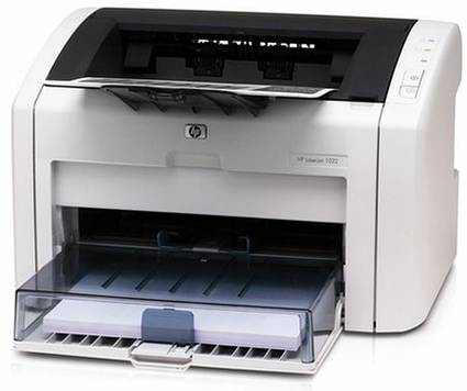 HP Laserjet 1022 Driver - image