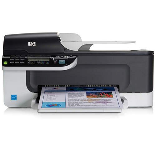 HP Officejet j4550 Printer Driver