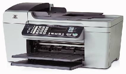 HP Officejet 5610 Printer - Driver
