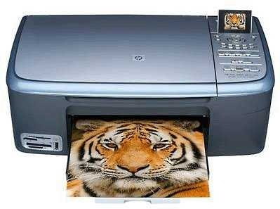 HP Photosmart 2355 Printer