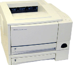 HP Laserjet 2100 - image
