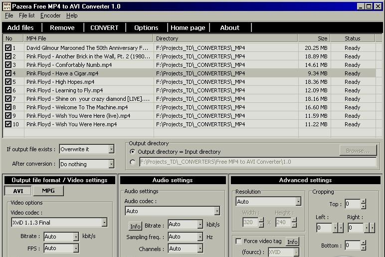 pazera free mp4 to avi converter image 121, image for pazera free mp4 to avi converter,