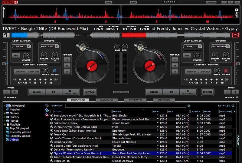 Virtual DJ 5.2 image