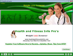 image for Weight Loss Screener 1.0
