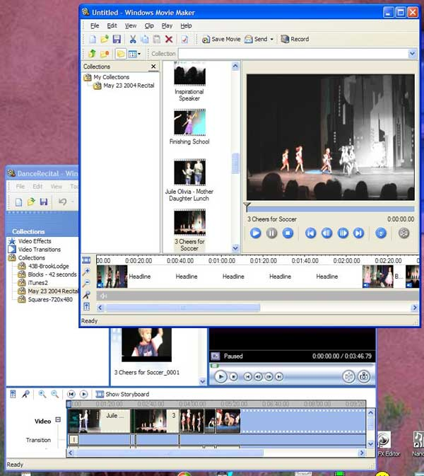Windows Movie Maker 2.1