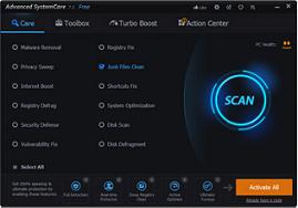 Advanced SystemCare Free 7.3 Download